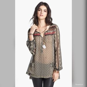 Free People Feather in the wind Tunic